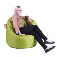 Sedací vak Chair green frog