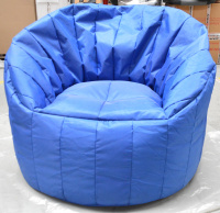 Sedací vak Chair dark blue, č. AOJ513
